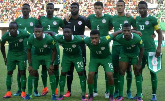 The Super Eagles Arrived In Vienna Austria On Sunday To Put Finishing Touches To Their Preparations For The  Fifa World Cup Holding In Russia From June