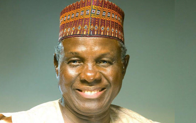 Breaking: Jerry Gana Returns To PDP, Say He Is On Rescue Mission